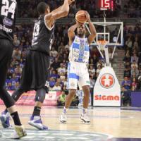 Basket, playoff serie A: Milano vola in semifinale, Sassari l'avvicina