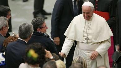 """Il Papa: """"Il welfare non è un costo ma infrastruttura per lo sviluppo"""""""