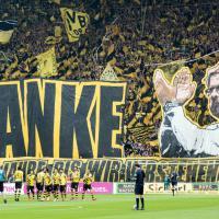 Germania, Borussia Dortmund: festa per Klopp nel giorno dell'addio