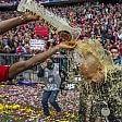 Al Bayern il Meisterschale Fiumi di birra su Guardiola