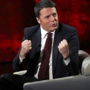 """Renzi: """"Approviamo subito le unioni civili"""""""