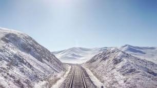Inverni glaciali e paesaggi lunari  viaggio nel paese di Gengis Khan