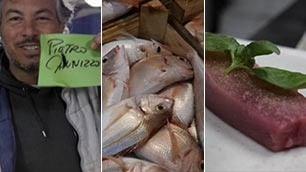 Una notte con il broker del pesce E i consigli per capire se è fresco