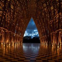 Costruire un mondo. Con il bambù