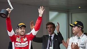 Vettel è secondo    foto        Rosberg, tris a Monaco    Autogol  Mercedes