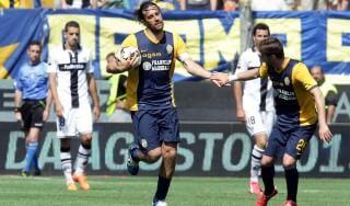 Parma-Verona 2-2: Toni eterno, è in vetta alla classifica cannonieri