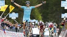 In salita vince Landa Contador fa il padrone  ma Aru riesce a resistere  di LUIGI PANELLA