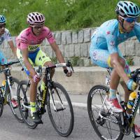 Giro d'Italia, il film della quindicesima tappa