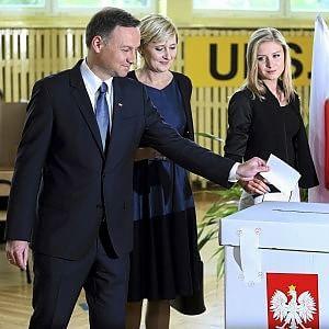 Polonia, il nazionalista Duda nuovo presidente della Repubblica