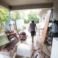 Usa: piogge record in Texas e Midwest, vittime e danni