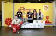 La maratona delle auto super ecologiche