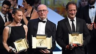 Cannes, Italia a bocca asciutta Palma d'oro a Audiard   video