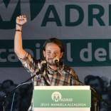 Amministrative Spagna   video   a Podemos Barcellona e Madrid