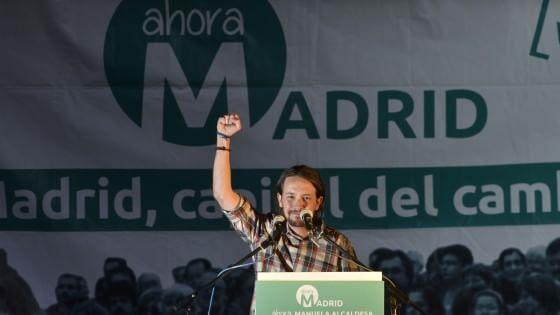 Amministrative Spagna: Podemos prende Barcellona e Madrid, il Pp è primo partito ma in netto calo