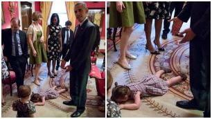 Casa Bianca: capricci e giochi Se il presidente è un babysitter