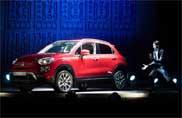 """Fiat mattatrice alla premiazione degli """"NC Awards"""""""