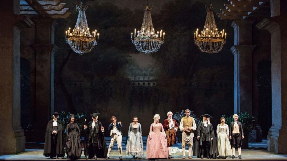 """Torna """"Le nozze di Figaro"""", capolavoro in 4 atti di Mozart"""