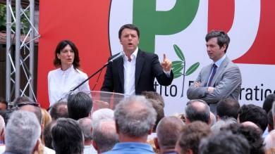 """Regionali, Renzi: """"Basta giochi politici  da Roma, Liguria non è laboratorio""""   video"""
