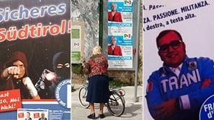 Il peggio dei manifesti elettorali Inviate le foto  -   I vostri scatti