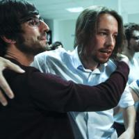 """Pablo Iglesias, Podemos: """"È una vittoria storica, basta tagli e corruzione. Pronti a..."""