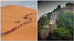 Dal Sahara alla Grande Muraglia le 10 maratone imperdibili