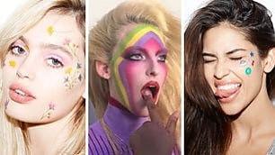A lezione dai make up artist quelli da seguire su Instagram    Video  - Se il trucco è estremo