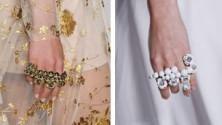 Nuove tendenze: arriva  il multi- anello