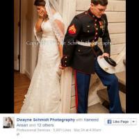 Usa, le lacrime degli sposini prima del ''sì'': lo scatto diventa virale