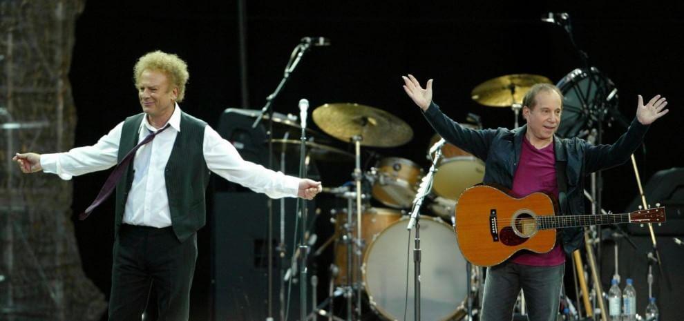"""Art Garfunkel: """"Che idiota il mio amico Paul Simon, mi lasciò al massimo della gloria"""""""