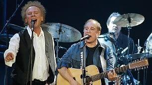 """Intervista/ Garfunkel le canta a Simon  """"Mi lasciò al top del successo"""""""