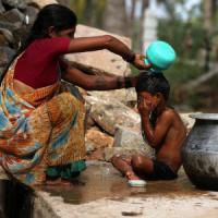 India in ginocchio per ondata di caldo record