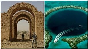 Da Siria a Belize: i 46 siti Unesco minacciati da guerre e cemento