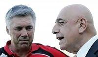 """Galliani: """"Se necessario seguo Carlo in Canada"""""""