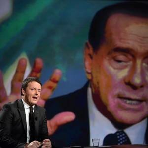 Renzi-Berlusconi, trattative per confronto tv