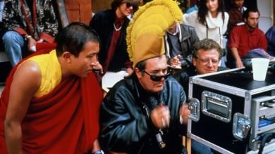 """Bertolucci per il Nepal ferito  """"Un film diventa solidarietà"""""""