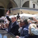 """Regionali, Berlusconi: """"Se vinciamo in tre regioni Renzi si dimetta"""""""