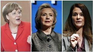 Politica, finanza, tecnologia le donne più potenti del mondo