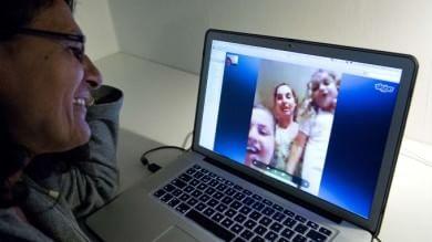 La video chat che aiuta a guarire  Skype e Facetime per la terapia post ictus