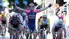 In Svizzera bis di Modolo Contador resta in rosa  di LUIGI PANELLA