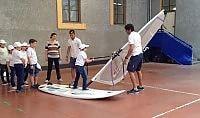 Vela e windsurf per bambini e ragazzi: lo sport entra a scuola