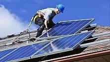 La California regala pannelli solari alle famiglie a basso reddito