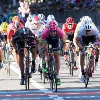 Giro d'Italia, il film della diciassettesima tappa
