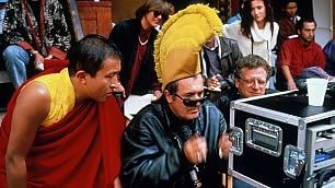"""Stasera con Bertolucci per il Nepal   Reeves:  """"Quel film cambiò la vita"""""""