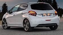 Nuova Peugeot 208, enfant renaître -   Foto
