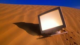 Discarica deserto, che sorprese
