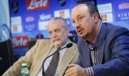 Benitez saluta il Napoli   video    ''Il mio ciclo è finito''   video
