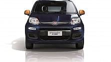 E la Fiat Panda  indossa il K-Way -   Foto