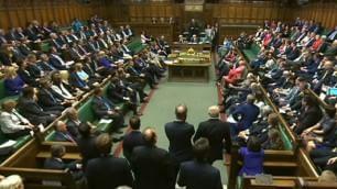 'Vietato applaudire in parlamento' Nazionalisti scozzesi rimproverati