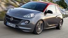 """Opel Adam, aggiungi una """"S"""" e cambia tutto -   Foto"""