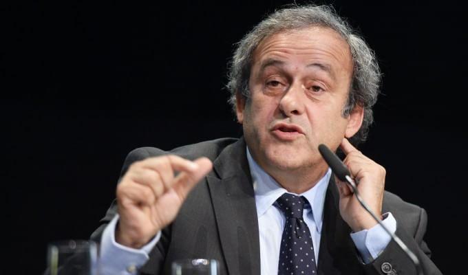 """Platini: """"Disgustato, Blatter va cacciato""""   vd"""